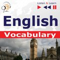 English Vocabulary. Listen & Learn to Speak (for French, German, Italian, Japanese, Polish, Russian, Spanish speakers) - audiokurs + ebook