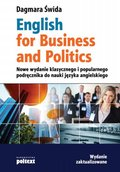 języki obce: English for Business and Politics - ebook