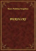 Bukoliki - ebook