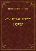 Leopold Staff Skarb - ebook