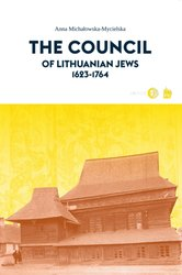 : The Council of Lithuanian Jews 1623-1764 - ebook